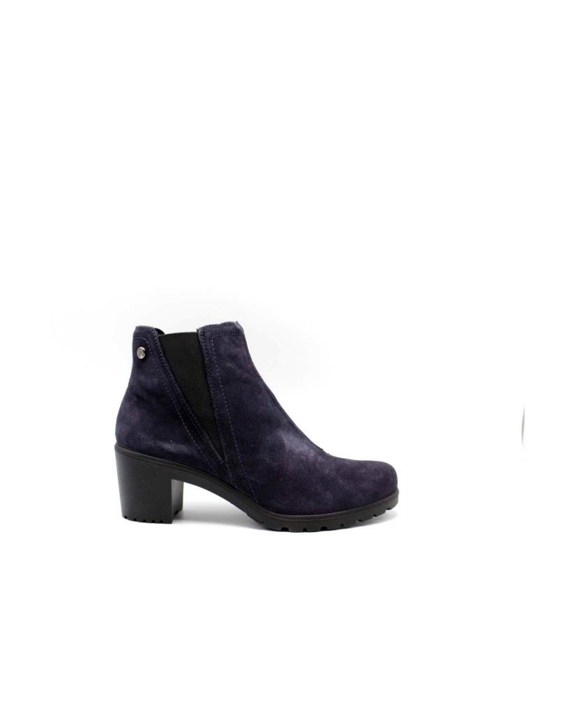Enval soft Tronchetti F.gomma D dh 62550 Donna Blu Casual