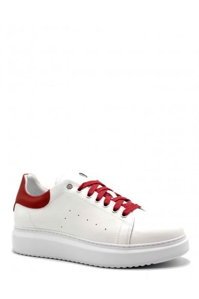Exton Sneakers 40-45 Uomo Bianco Casual