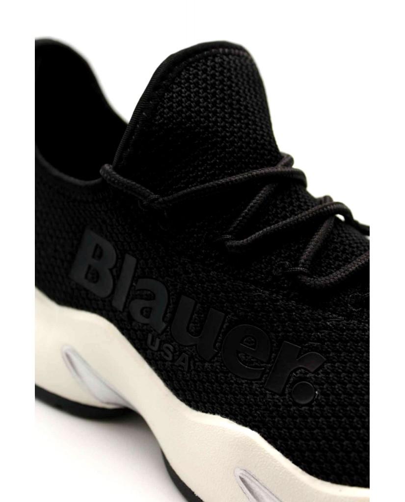 Blauer Sneakers F.gomma Maui03 Uomo Nero Fashion