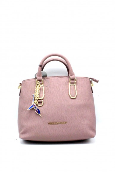 Trussardi Borse - Carrie ecoleather smooth shopping bag Donna Viola Fashion