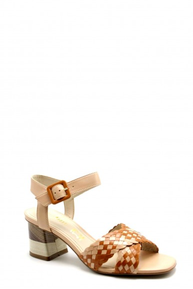 Capelli rossi Sandali F.gomma 8763-402-507 Donna Beige Fashion