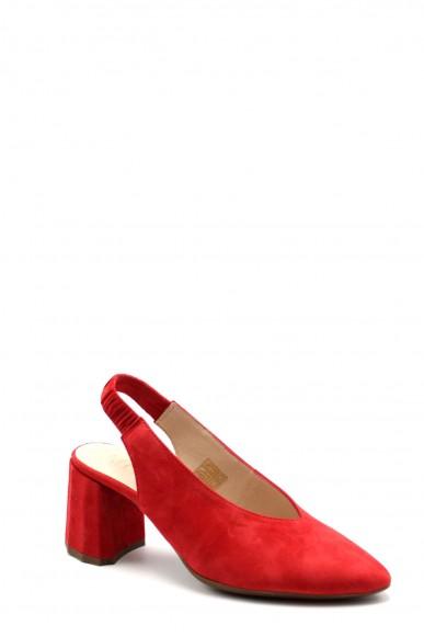 Wonders Decollete F.gomma 36/40 l9740 Donna Rosso Fashion