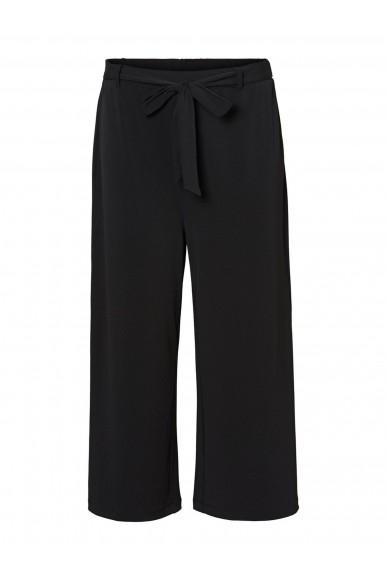 Vero moda Pantaloni   Vmmilla hr loose culotte pant noos Donna Nero Fashion