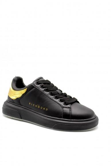 Richmond Sneakers F.gomma 3011/cp b Donna Nero Fashion