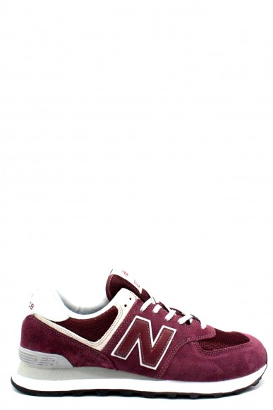 New balance Sneakers   574 classics encap ss18 Uomo Burgundy Fashion