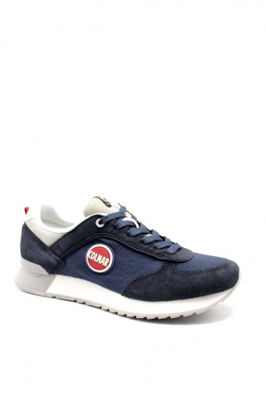 Colmar Sneakers F.gomma Travis c 017 Uomo Blu Fashion