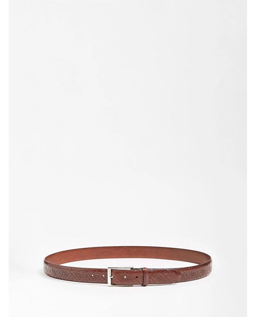 Guess Cinture   Adjustable belt Uomo Marrone Fashion