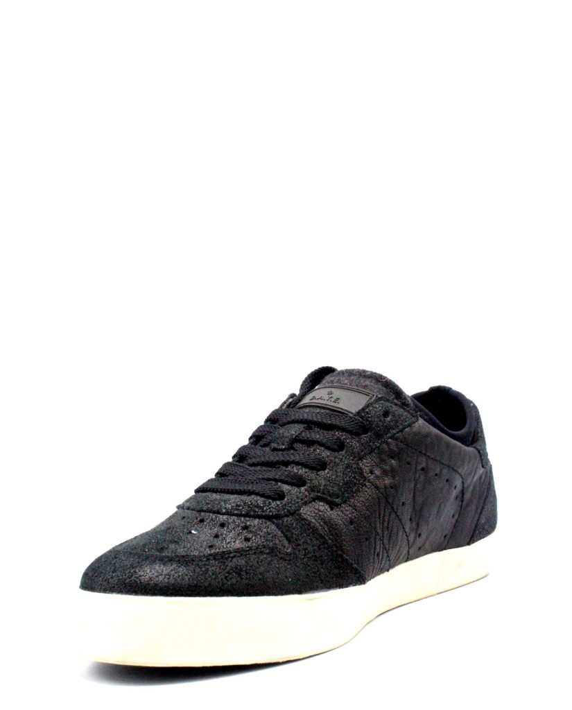 Date Sneakers F.gomma 40-45 made in italy Uomo Nero Casual