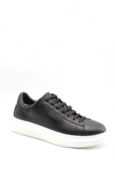 Guess Sneakers F.gomma Salerno Uomo Nero Fashion