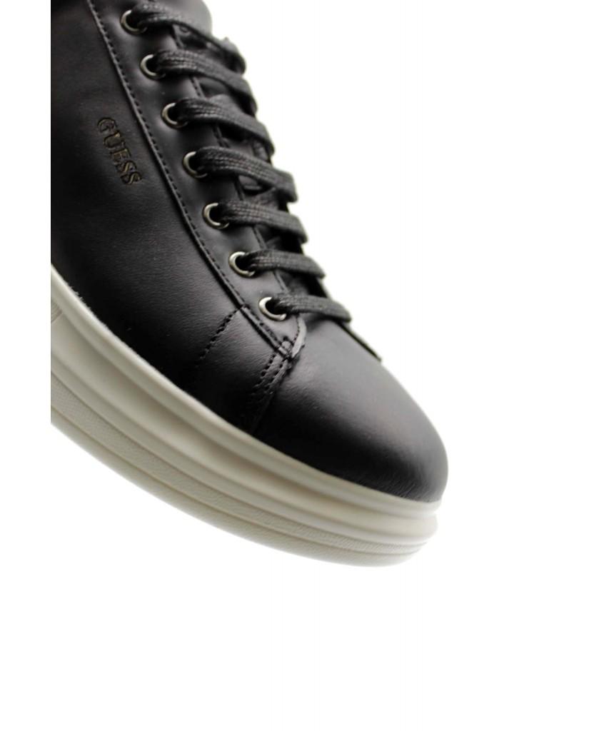 Guess Sneakers F.gomma Salerno Uomo Nero Fashion