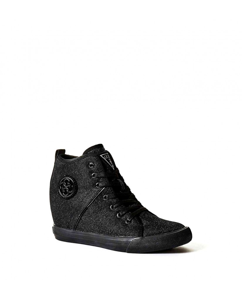 Guess Sneakers F.gomma Jilly Donna Nero Fashion