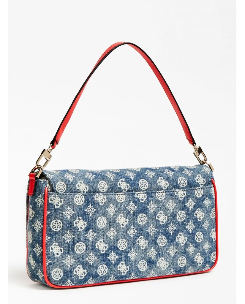 Guess Tracolle   Brightside large shoulder bag Donna Jeans Fashion