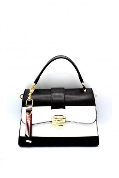 Liu.jo Borse - M top handle kansas Donna Nero Fashion