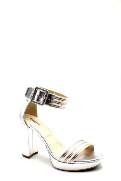 Nero giardini Sandali F.gomma E012203d Donna Argento Fashion