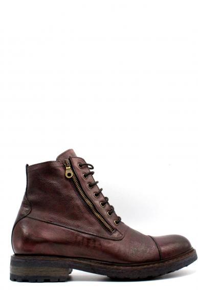 Brecos Stivaletti F.gomma 40-45 made in italy Uomo Bordo Fashion