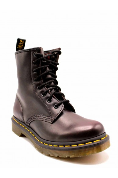 Dr. martens Stivaletti F.gomma 1460 smooth vintage red Donna Bordo' Fashion
