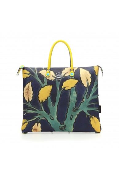 Gabs Borse 43x0x36 Piatta trasformabile studio print Donna 338 - albero Fashion