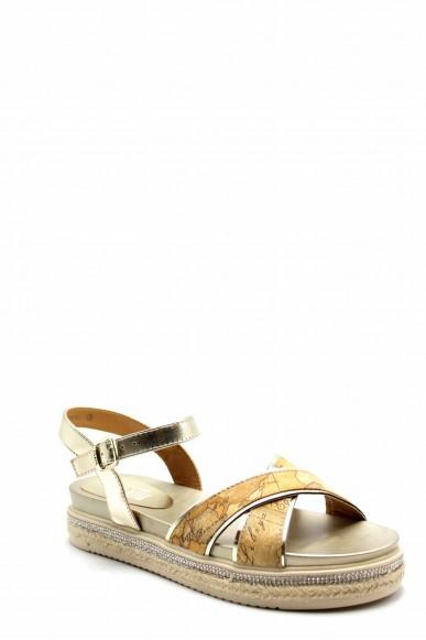 1^classe  Sandali F.gomma N0220 Donna Beige Fashion