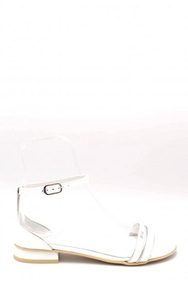 Nero giardini Sandali F.gomma Made in italy ss18 p805810d Donna Bianco Fashion