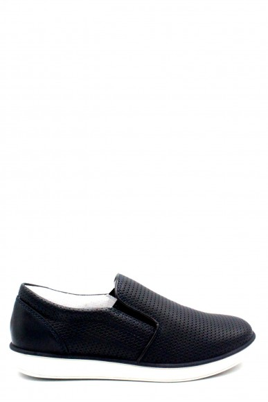 Igieco Slip-on F.gomma 1123811 made in italy Uomo Navy Fashion