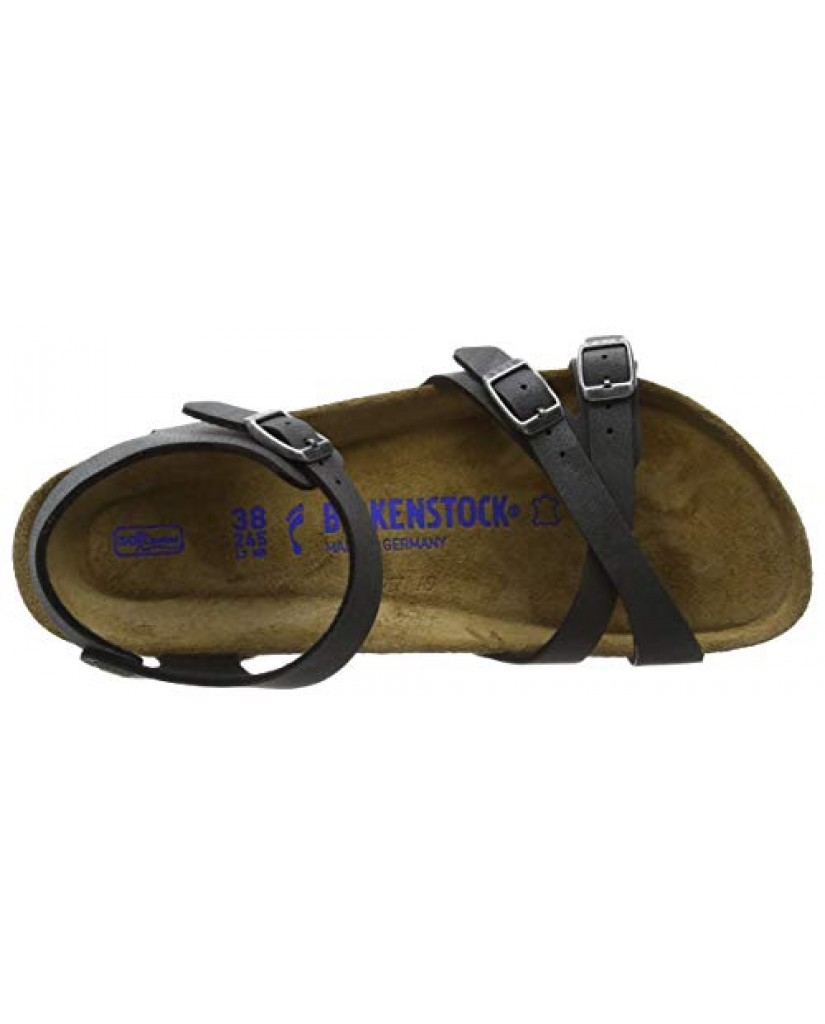 Birkenstock Sandali   Kumba Donna Nero Casual
