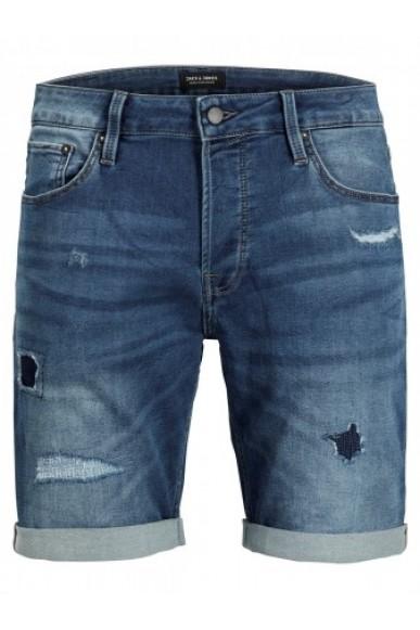 Jackejones Shorts   S-l jjirick 445 Uomo Blue