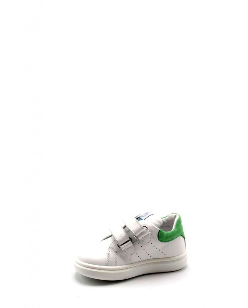 Balducci Sneakers F.gomma 22/26 mspo 3252 Bambino Bianco-verde Fashion