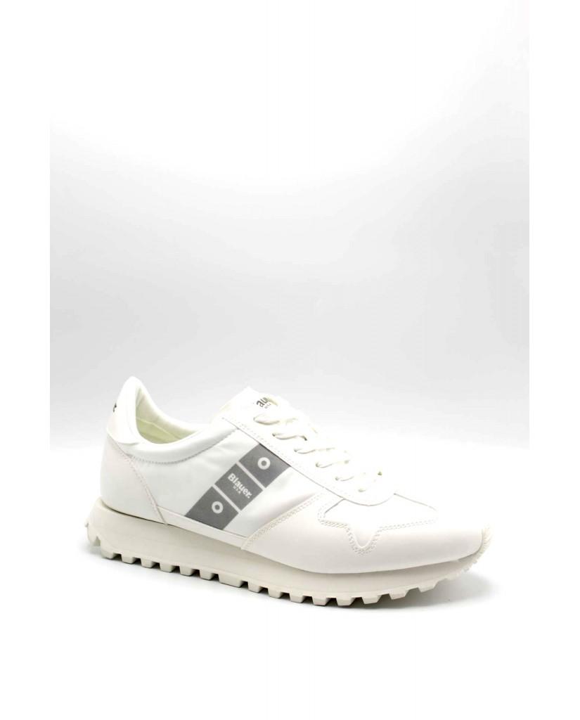 Blauer Sneakers F.gomma Dawson01 Uomo Bianco Fashion