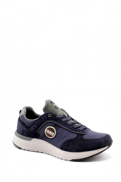 Colmar Sneakers F.gomma Travis x1 tones navy-dk gray 015 cl Uomo Blu Fashion