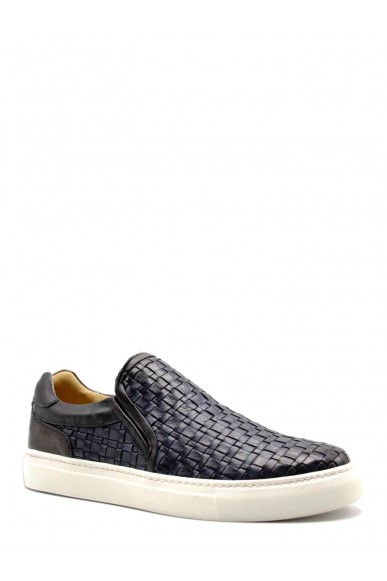 Brecos Slip-on F.gomma 40-45 Uomo Blu Fashion