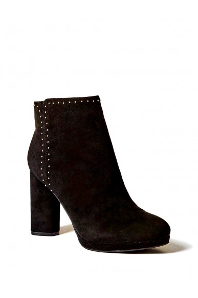 Guess Stivaletti F.gomma Peachie/shootie  (ankle boot)/ Donna Nero Fashion