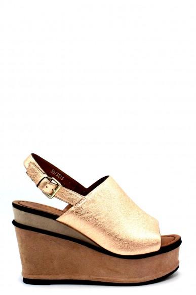 Elvio zanon Sandali F.gomma 36/41 h3302p made in italy Donna Nude Fashion