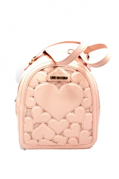 Moschino Backpacks - Zainetto love 2018 jc4058pp15 Donna Rosa Fashion