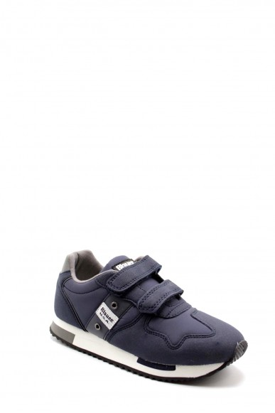 Blauer Sneakers F.gomma Dash03 Bambino Blu Fashion