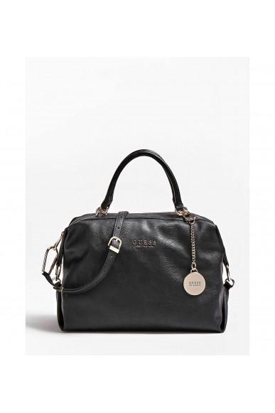 Guess Borse   Cary satchel Donna Nero Fashion