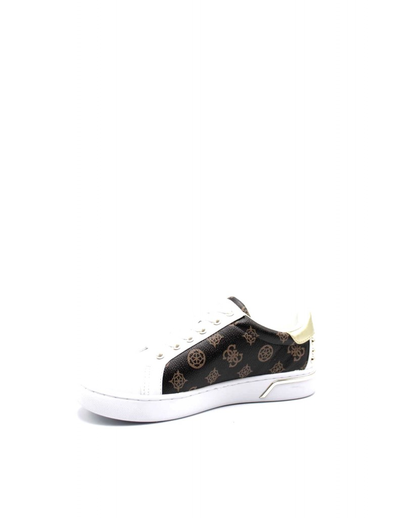 Guess Sneakers F.gomma Ricena/active lady/leather lik Donna Marrone Fashion
