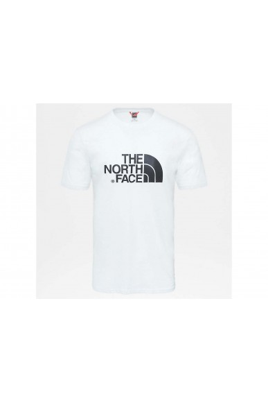 The north face T-shirt   Easy tee tnf white Uomo Bianco Streetwear