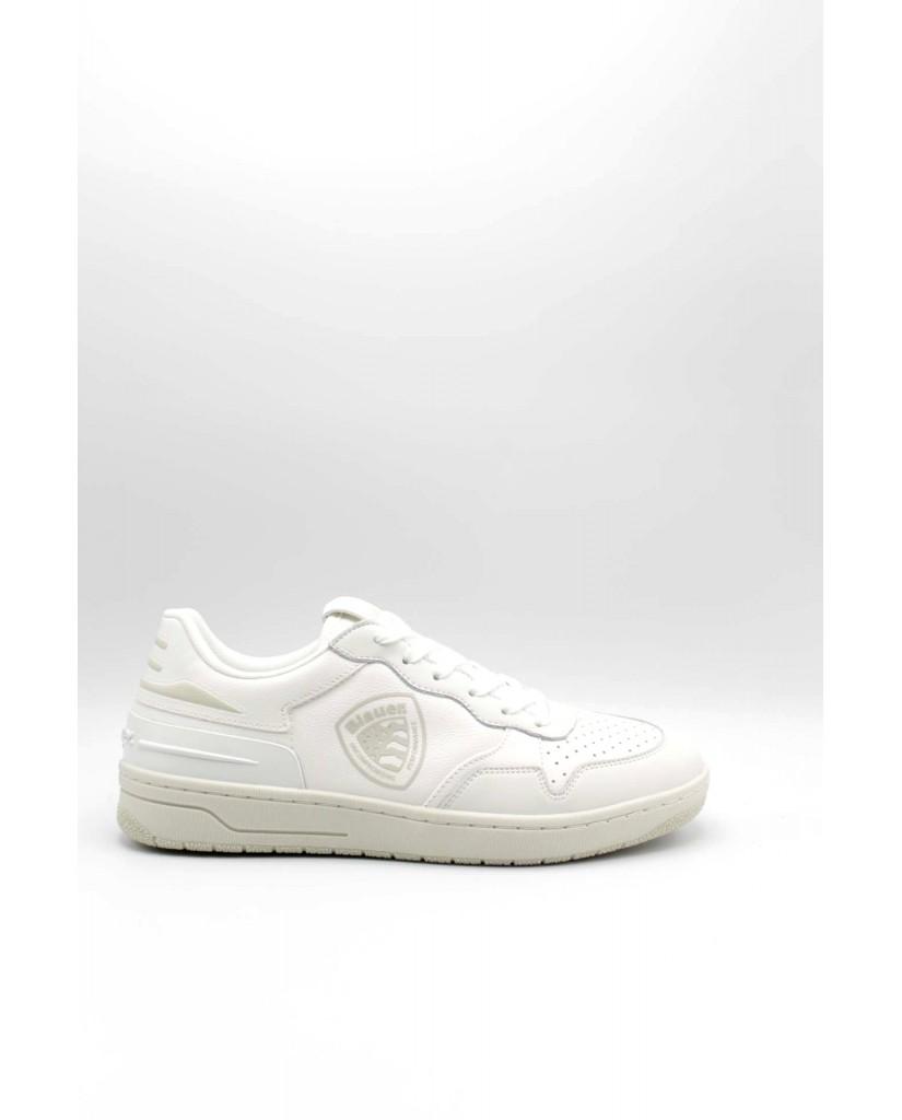 Blauer Sneakers F.gomma Dayton01 Uomo Bianco Fashion