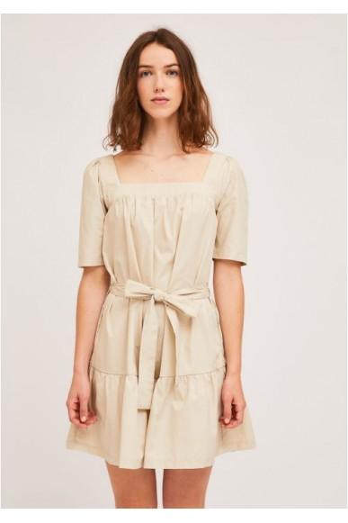 Compagnia fantastica Abiti   Sp21han41 Donna Carne Fashion