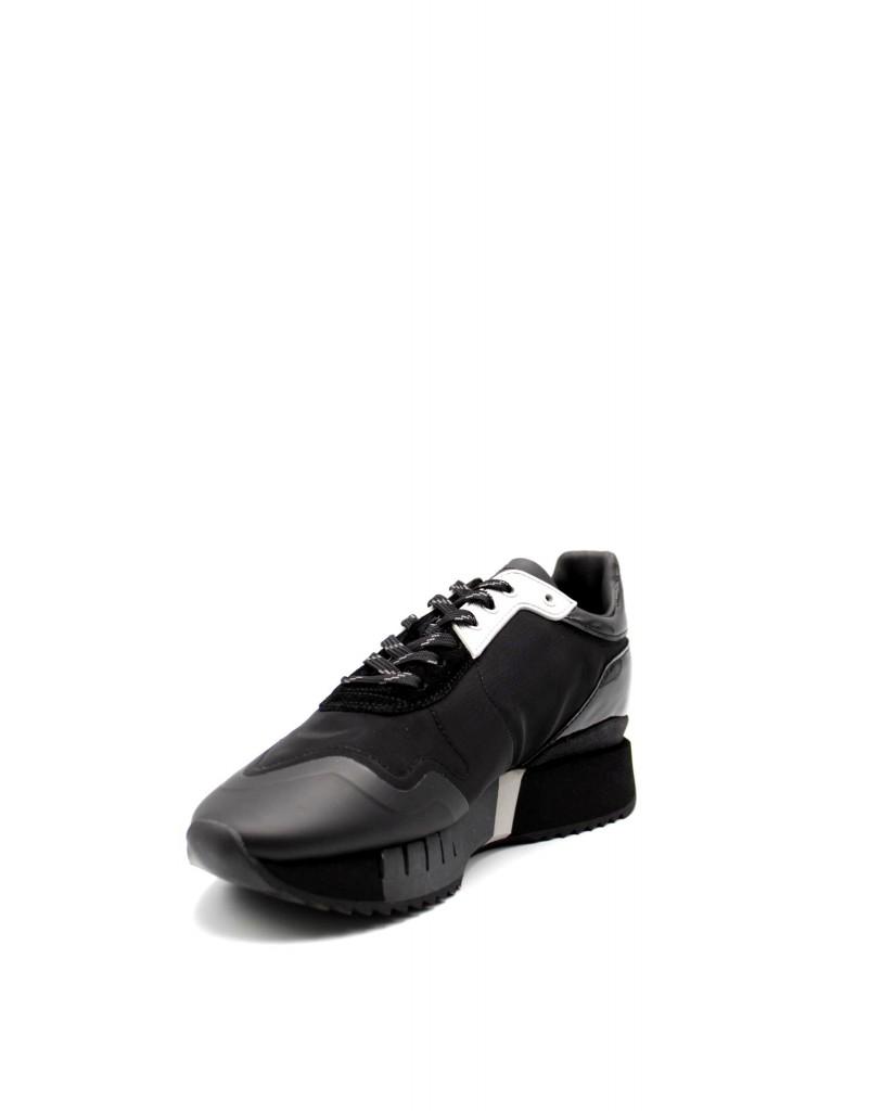Blauer Sneakers F.gomma Myrtle03 Donna Nero Fashion