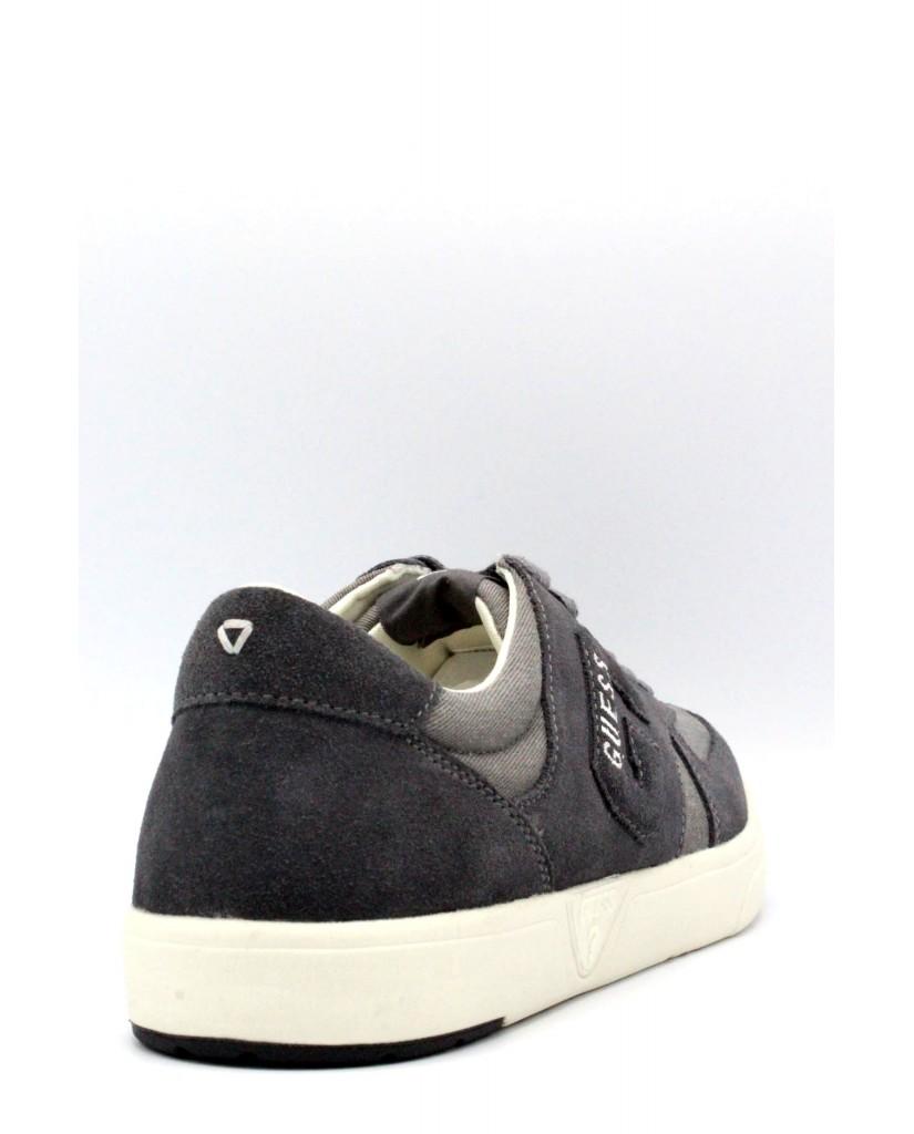 Guess Sneakers F.gomma Derrik Uomo Grigio Fashion