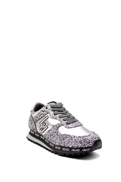 Liu.jo Sneakers F.gomma Liu jo wonder 145 Donna Grigio Fashion