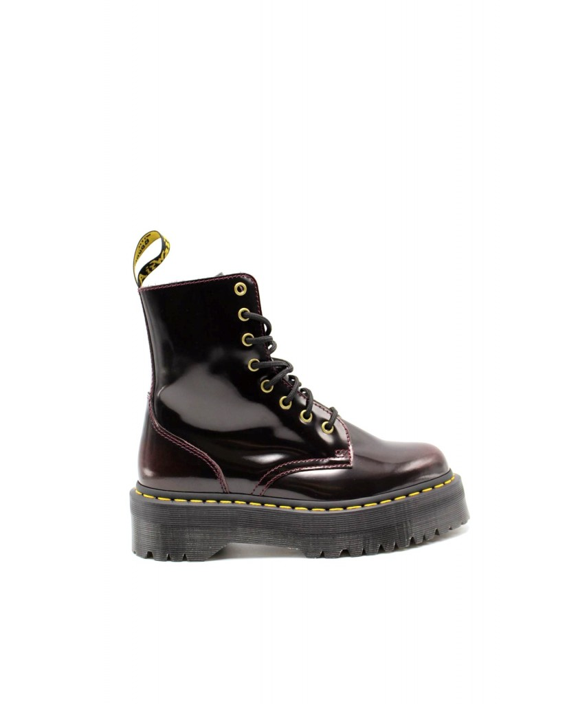 Dr. martens Stivaletti   Jadon cherry red arcadia Donna Rosso Fashion