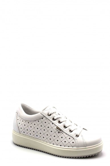 Igi&co Sneakers F.gomma Dhn 51563 Donna Bianco Casual