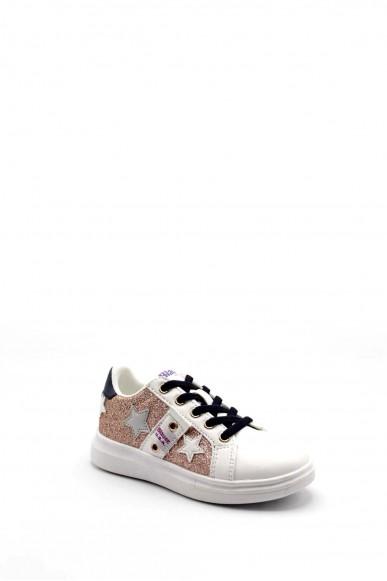 Blauer Sneakers F.gomma Jasmine01 Bambino Rosa Fashion