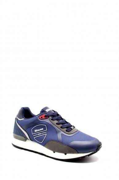 Blauer Sneakers F.gomma Tyler03 Uomo Blu Fashion