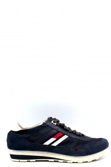 Tommy hilfiger Sneakers F.gomma 40/45 jeans retro Uomo Ink Fashion