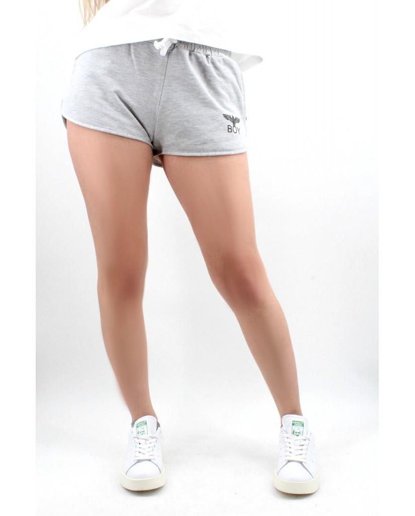 Boy london Shorts Donna Grigio Casual