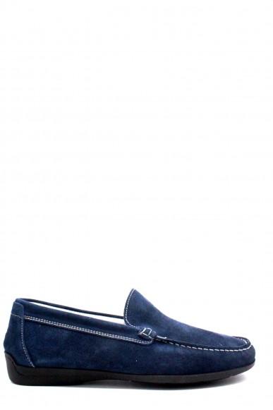 Igieco Mocassini F.gomma 11113200 made in italy Uomo Blu Fashion