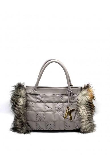 Kontessa Borse - Donna Grigio Fashion